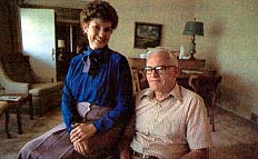 Barbara and Richard Winder
