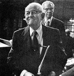 President Kimball and President N. Eldon Tanner