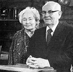 President and Sister Kimball in April 1980