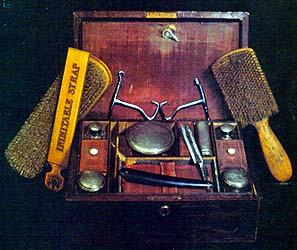 Prophet Joseph Smith's dressing case