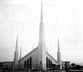 The Manila Philippines Temple