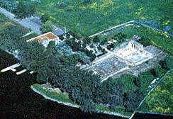Capernaum from the Air