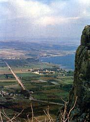 Plain of Gennesaret
