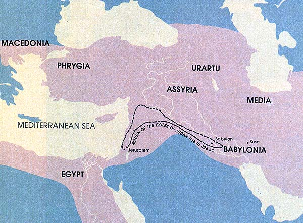Five empires of the ancient near east ensign map of the persian empire 539331 bc gumiabroncs Choice Image