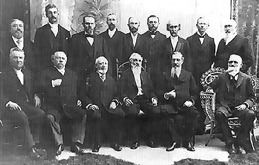 The First Presidency and the Quorum of the Twelve, 10 October 1898