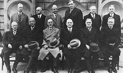 The Quorum of the Twelve, April 1921