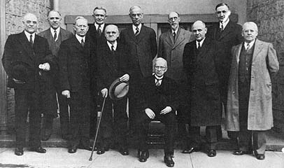 The Quorum of the Twelve, ca. 1932
