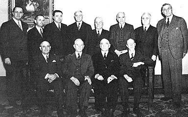 The Quorum of the Twelve, October 1943