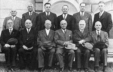 The Quorum of the Twelve, about 1944