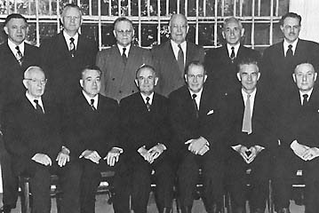 The Quorum of the Twelve, October 1953