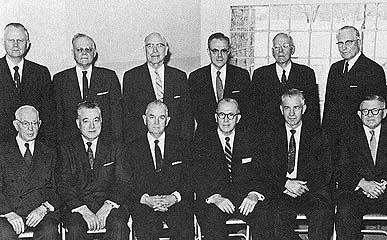 The Quorum of the Twelve, April 1958