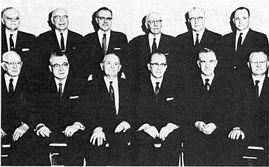 The Quorum of the Twelve, October 1959