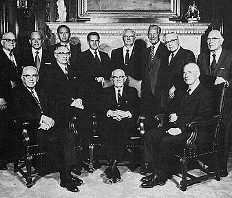 The Quorum of the Twelve, 1972