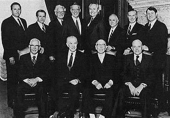 The Quorum of the Twelve