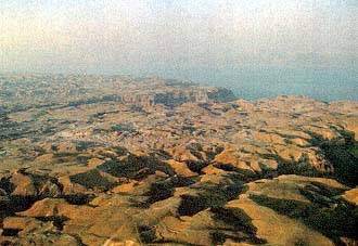 Wilderness of Judea and the Dead Sea Today