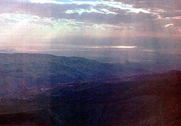 Moabite Plateau