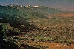floor of Salt Lake Valley