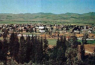 Afton, Wyoming