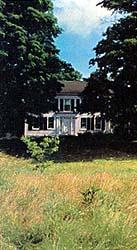 Isaac Morley's farm