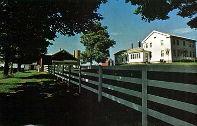John Johnson farm
