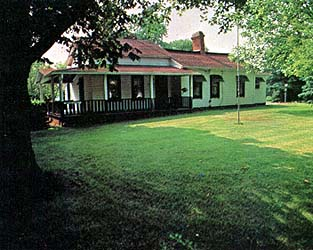 Vinson Knight home