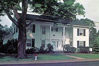 Sidney Rigdon's home