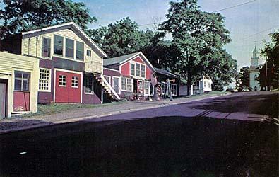 Joseph Smith's variety store