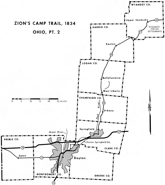 Zion's Camp Trail