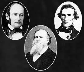 First Presidency, 7 April 1854