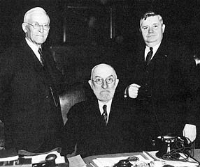 The First Presidency on 6 April 1933