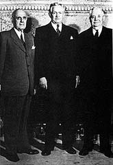 The First Presidency on 9 April 1951