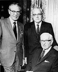 The First Presidency on 23 Jan 1970