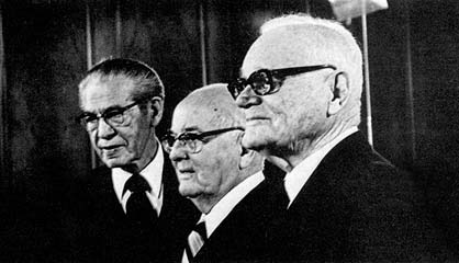 First Presidency, 30 Dec. 1973