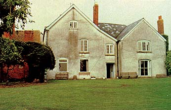 Farmhouse of John and Jane Benbow