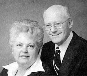 Virginia P. and Robert L. Backman