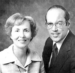 Elder and Sister F. Burton Howard