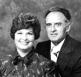 Elder and Sister Teddy E. Brewerton