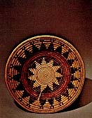 A Navaho wedding basket