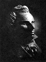 bust of Joseph Smith
