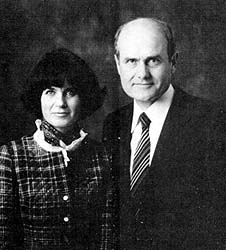 Elder and Sister F. Enzio Busche