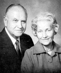 Elder David B. and Sister Ruby Haight