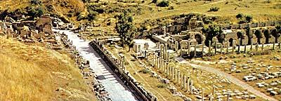 Ephesus today