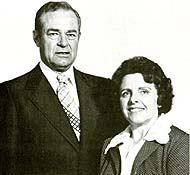 Elder William G. and Sister Geraldine Bangerter