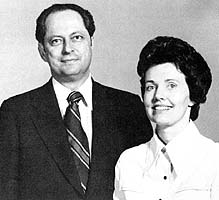 Elder Robert D. and Sister Mary Elene Hales