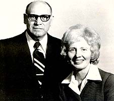 Elder Joseph B. and Sister Elisa Worthlin