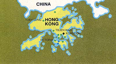 Map of the Far East
