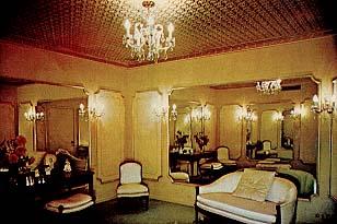Hawaii Temple bride's room