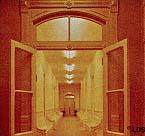 Manti Temple hallway