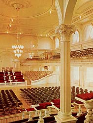 Salt Lake Temple assembly room