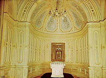 Manti Temple sealing room